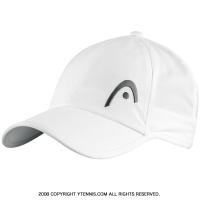ヘッド(Head) プロプレイヤー キャップ ホワイト 287159-WH