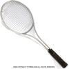 ウイルソン(WILSON) ヴィンテージラケット テニスラケット スチールラケット
