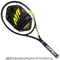 ヘッド(Head) 2021年モデル グラフィン360+ エクストリームMP ナイト ブラック 限定モデル (300g) 233911 (Graphene 360+ Extreme MP NITE) テニスラケット