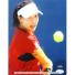ジェン・ジー(鄭潔)選手 直筆サイン入り記念フォトパネル 2009年全米オープン JSA authentication認証 大会名:USオープンの画像5