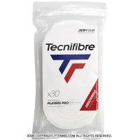 テクニファイバー(Tecnifibre) プロプレイヤーズ オーバーグリップテープ 30本パック ホワイト