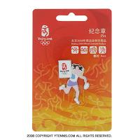 ★ 新品アウトレット ★北京オリンピック限定(Beijing Olympic) テニスプレーヤー・ピンバッジ