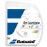 【12mカット品】バボラ(Babolat)プロハリケーン 1.30mm/1.25mm/1.20mm ポリエステルストリングス ナチュラルカラー テニス ガット ノンパッケージの画像1