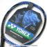 【大坂なおみ使用シリーズ】ヨネックス(YONEX) 2018年モデル Eゾーン 100 (300g) ブライトブルー (EZONE 100 Bright Blue)テニスラケットの画像4