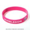 Wimbledon(ウィンブルドン)全英オープンテニス リストバンド オフィシャル記念グッズ ピンク