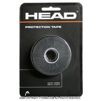 ヘッド(HEAD)プロテクションテープ ブラック テニスラケット保護テープ ブラック