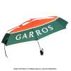 フレンチオープンテニス ローランギャロス ロゴデザイン 折りたたみパラソル(小) 傘 全仏オープン 携帯用