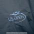 USオープンテニス ゼロリストリクション(zero restriction) オフィシャルジャケット チャコールグレー/ブラック 国内未発売の画像5
