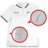 【新品アウトレット】ナイキ(Nike) ラファエル・ナダル アカデミー ブルロゴ入り ポロシャツ ホワイト 国内未発売の画像1