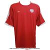 USTA全米テニス協会オフィシャル JTT ナイキ Tシャツ レッド