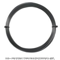 【12mカット品】ヘッド(HEAD) ホーク ラフ(HAWK ROUGH) アンスラサイト 1.25mm/1.30mm テニス ガット ノンパッケージ