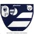 【テニスラケットにメーカーロゴを入れる型紙】バボラ(Babolat)ロゴステンシルシートの画像1