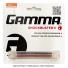 【ツインタイプで衝撃吸収能力UP】ガンマ(GAMMA) ショックバスターII ダンプナー ブラック/レッドの画像1