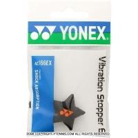ヨネックス(YONEX) ストッパー6 (STOPPER 6) スター ブラック 振動止め/ダンプナー