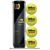 ウイルソン(Wilson) USオープン グランドスラム テニスボール 1本4球入 全米オープン オールコート