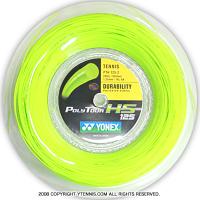 ��ͥå���(YONEX) �ݥ�ĥ���HS(Poly Tour HS) 1.30mm/1.25mm 200m�?�� �ݥꥨ���ƥ륹�ȥ�� �����