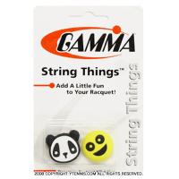 ガンマ(Gamma) ストリング・シングス バイブレーション ダンプナーパンダ/ブラックスマイル