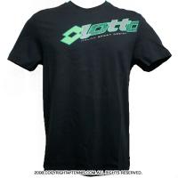 セール品 ロット(LOTTO) ジャイルス Tシャツ ネイビー