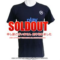 ATPワールドツアー メンズ プレイTシャツ ネイビー 国内未発売
