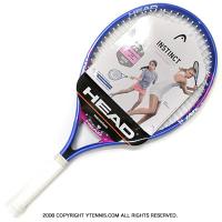 ヘッド(Head) インスティンクトジュニア21 INSTINCT JR 21 ジュニアテニスラケット(張上済) 233628