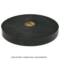 【他の商品と同梱不可で1点のみ購入可能】ノーブランド オーバーグリップテープ ブラック セミウェット 1巻46m 約41回分以上