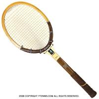 ヴィンテージラケット ウイルソン(WILSON) クリス・エバート オートグラフ Chris Evert 木製 テニスラケット