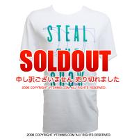 ナイキ(Nike) ロジャー・フェデラーモデル RFロゴ入り Steal The Show Tシャツ メンズ ホワイト