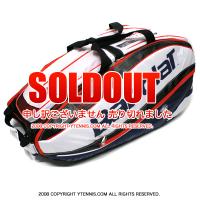 バボラ(BabolaT) 2016年フレンチオープン限定モデル ピュアアエロ テニスバッグ 12本用 PURE AERO バックパック機能あり 全仏オープン ローランギャロス(ROLAND GARROS) ラケットバッグ