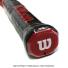 【錦織圭愛用シリーズ】ウイルソン(Wilson) 2017年 バーン100 CV リバース カウンターヴェイル 16x19 (Burn 100 COUNTERVAIL REVERSE) WRT73841 (300g) エリナ・スビトリーナ使用モデル テニスラケットの画像5