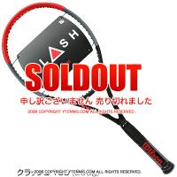 ウイルソン(Wilson) 2019年モデル クラッシュ 100 (295g) 16x19 (Clash 100) WR005611 テニスラケット