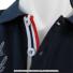 セール品 ROLEX MASTERS モンテカルロ ロレックスマスターズ開催地MCCCオフィシャル ポロシャツ ネイビーの画像8