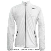ナイキ(Nike) ラファエル・ナダル全英着用モデル ブルロゴ入り ジャケット ホワイト/メタリックピューター ウィンブルドン メンズ