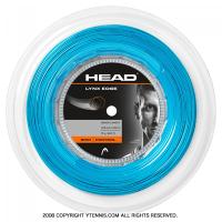 【在庫処分特価】ヘッド(HEAD) リンクス エッジ(LYNX EDGE) ブルー 1.25mm 200mロール ポリエステルストリングス