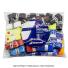 【70個入り】バボラ(Babolat) MY OVERGRIP マイオーバーグリップ 3デザイン9色アソート リフィルタイプの画像1