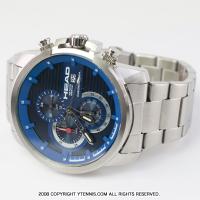 ヘッド(HEAD) トップスピン 腕時計 ブルー テニス