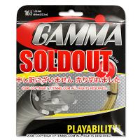 GAMMA ガンマ ライブワイヤー プロフェッショナル 16G ストリングス ガット パッケージ品