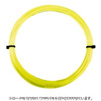 【12mカット品】バボラ(Babolat) RPMブラストラフ(RPM Blast ROUGH) 1.35mm/1.30mm/1.25mm イエロー ポリエステルストリングス テニス ガット ノンパッケージ