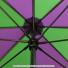 Wimbledon(ウィンブルドン)全英オープンテニス オフィシャル記念グッズ パラソル 傘の画像4