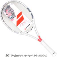バボラ(Babolat) 2017年 ピュアストライク 100 (300g) 101284 (Pure Strike) テニスラケット