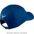 ナイキ(Nike) 2017年秋冬 ラファエル・ナダル シグネチャーモデル ブルロゴ ヘリテージ86 エアロビルキャップ ブルーの画像2