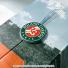 フレンチオープンテニス ローランギャロス オフィシャル商品 メモリアル クレーボトル 赤土入り記念グッズの画像3