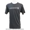 セール品 ATPツアー ウェスタンアンドサザンオープン シンシナティ・マスターズ(Cincinnati Masters)限定Tシャツ チャコールグレー