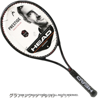 ヘッド(Head) 2018年モデル グラフィンタッチ プレステージツアー 18x19 (305g) 232538 (Graphene Touch Prestige Tour) テニスラケット