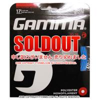 GAMMA ガンマ iO プロフェッショナル 16G ストリングス ガット ブルー パッケージ品