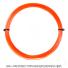 【12mカット品】ヨネックス(YONEX) ポリツアーレブ (Poly Tour REV) ブライトオレンジ 1.20mm/1.25mm/1.30mm ポリエステルストリングス テニス ガット テニス ガット ノンパッケージの画像1
