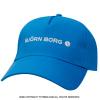 セール品 ビョルン・ボルグ(BJORN BORG) ラフィーキャップ ブルー/ホワイト