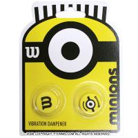 ウイルソン(Wilson) ミニオン ダンプナー2個セット ダンプナー 振動止め (Minions Dampeners 2PK) WR8408501