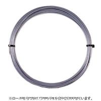 【12mカット品】ソリンコ(SOLINCO) ツアーバイトソフト(Tour Bite Soft) 1.30mm/1.25mm/1.20mm ポリエステルストリングス グレー テニス ガット ノンパッケージ