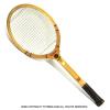 ウイルソン(WILSON) ヴィンテージラケット ホリディ テニスラケット 木製 ウッドラケット