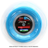ヨネックス(YONEX) ポリツアー エア(Poly Tour AIR) ブルー 1.25mm 200mロール ポリエステルストリングス